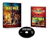 マッドマックス 怒りのデス・ロード ブルーレイ スチールブック仕様(数量限定生産/1枚組/デジタルコピー付) [Blu-ray]