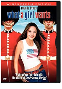 "Cover of ""What a Girl Wants (Widescreen E..."
