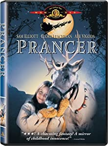 "Cover of ""Prancer"""