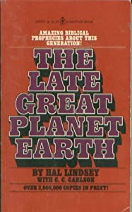 """Cover of """"The Late Great Planet Earth"""""""