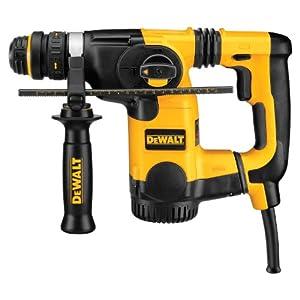 DEWALT D25324K 1-Inch L-Shape SDS Rotary Hammer Kit