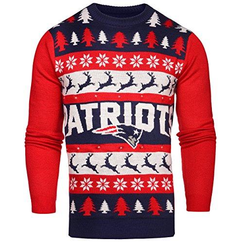 NFL-New-England-Patriots-One-Too-Many-Light-Up-Sweater-Medium