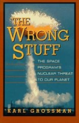 """Cover of """"Wrong Stuff: The Space Program'..."""