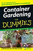 Container Gardening for Dummies Portable Edition