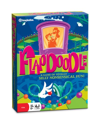 Imagination Flap Doodle Board Game