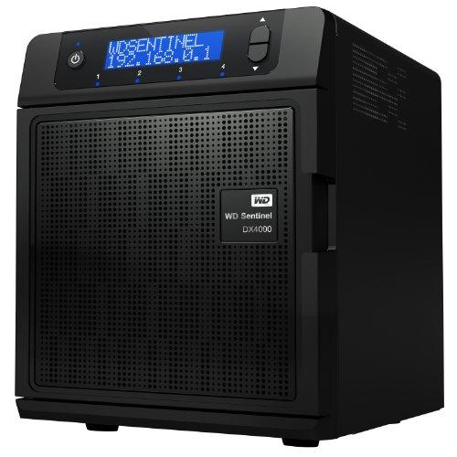Western Digital Sentinel Storage WDBLGT0060KBK NESN