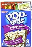 Pop-Tarts Hot Fudge Sundae Pop Tarts, 13.5 Ounce (Pack of 8)