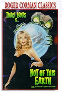 "Cover of ""Not of This Earth"""
