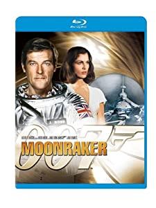 "Cover of ""Moonraker [Blu-ray]"""