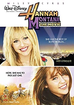 "Cover of ""Hannah Montana The Movie"""