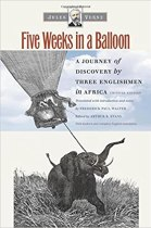 Five Weeks in a Balloon cover