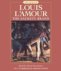 "Cover of ""The Sackett Brand (Louis L'Amou..."
