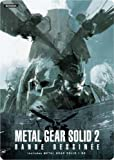 METAL GEAR SOLID 2 BANDE DESSINEE