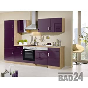 k chenblock mit elektroger ten nxsone45. Black Bedroom Furniture Sets. Home Design Ideas