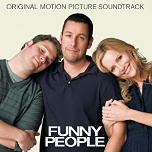 "Cover of ""Funny People"""