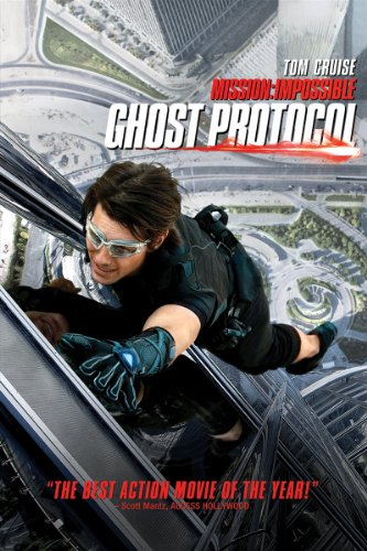 Amazoncom Mission Impossible Ghost Protocol HD Tom