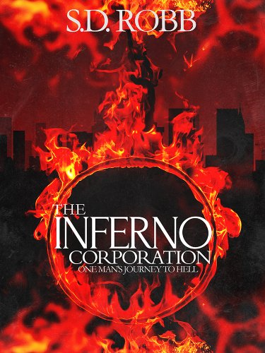 The Inferno Corporation (James Wright's quest for justice Book 2)
