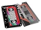 V. Syndicate Cassette Tape Herb Grinder Card