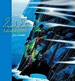 Eyvind Earle 2013 Calendar: Landscapes