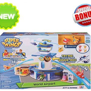super wings of sprout tv world airport play set jett and donnie included plus - Sprout Super Wings Coloring Pages