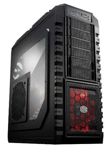 Cooler Master HAF X フルタワー ATX Case 日本正規代理店品 RC-942-KKN1