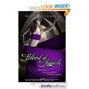 Blood of Angels (Book 2 of the Blood Hunters Series)