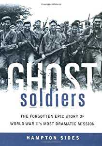 """Cover of """"Ghost Soldiers: The Forgotten E..."""