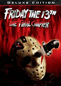 """Cover of """"Friday the 13th: The Final Chap..."""