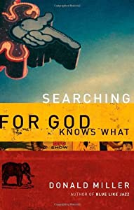 """Cover of """"Searching for God Knows What"""""""