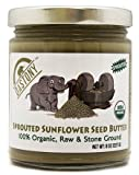 Windy City Organics Dastony Sprouted Sunflower Seed Butter -- 8 oz
