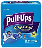 Huggies Pull-Ups Nighttime Training Pants - Boys - 3T-4T - 20 ct by Huggies [並行輸入品]