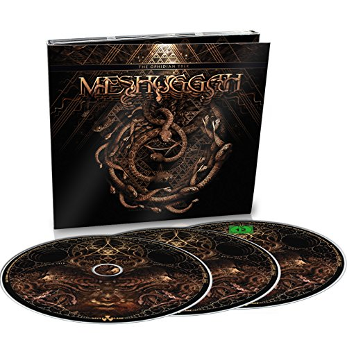Meshuggah-Ophidian Trek-DVD-FLAC-2014-FORSAKEN Download