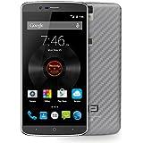Elephone P8000 4G Smartphone MTK6753 64bit Octa Core Touch ID 5,5 Pollici FHD 3GB RAM 16GB ROM 13MP Fotocamera 4165mAh Battery Grigio