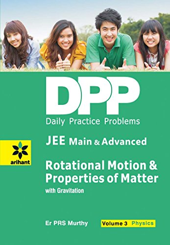 Daily Practice Problem-Rotational Motion & Properties of Matter with Gravitation Physics Vol-3