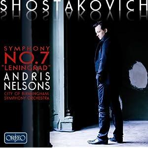 Shostakovich: Symphony No.7 (CBSO/Nelson)