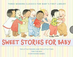 Sweet Stories for Baby Gift Set by Susan Meyers | Featured Book of the Day | wearewordnerds.com