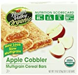 Health Valley Organic Multigrain Cereal Bars, Apple Cobbler, 7.9 Ounce (Pack of 6)