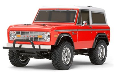 Tamiya-1973-Ford-Bronco-CC01-Vehicle