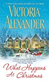 What Happens At Christmas (Millworth Manor Book 1)