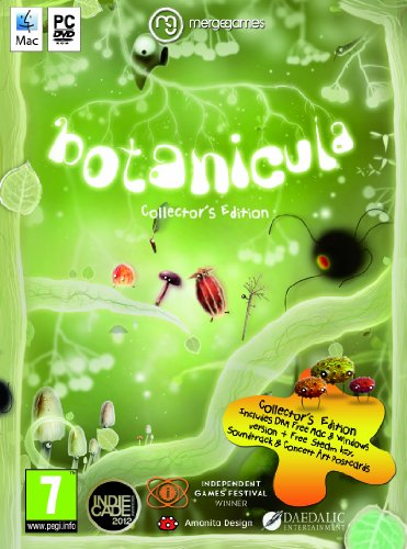 Botanicula: Collectors Edition (PC DVD/Mac) (輸入版)