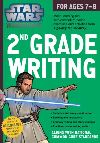 Star Wars Workbook: 2nd Grade Writing