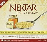 Nektar Naturals Nektar Honey Crystals, 40-Count