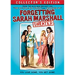 Forgetting Sarah Marshall (Three-Disc Unrated Collector's Edition)