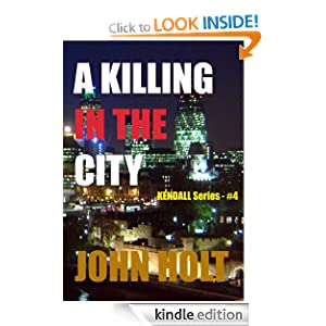 A Killing In The City (Kendall)