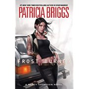 book cover for Frost Burned by Patricia Briggs