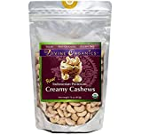 Divine Organics, 16oz Raw Indonesian Cashews