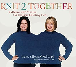 "Cover of ""Knit 2 Together: Patterns and S..."