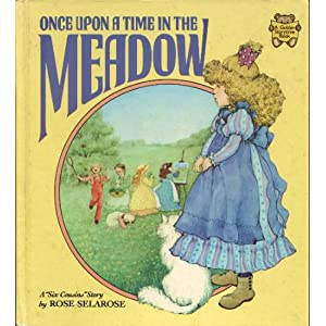 """Once upon a time in the meadow: A """"six cousins"""" story (A Golden storytime book)"""