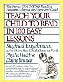 Teach Your Child to Read in 100 Easy Lessons, 1986 Fireside Edition, ISBN 0671631985