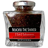 Beyond the Shaker Gourmet Organic Salt & Herb Blends, Hot Habanero - 3 oz.